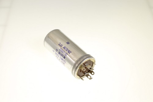 Picture of 20-24912 MALLORY capacitor 2,500uF 75V Aluminum Electrolytic Large Can Twist Lock