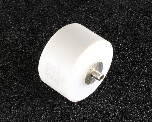 Picture of DL30-501K HL capacitor 500pF 30000V Ceramic Transmitting