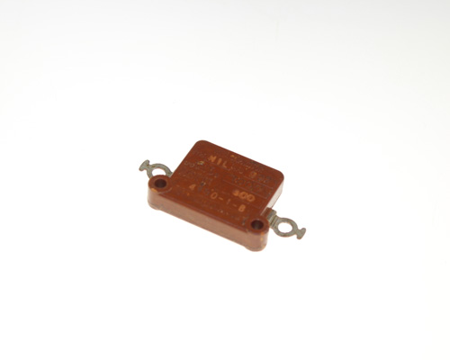 Picture of H1L2210 SANGAMO-CDE capacitor 0.002uF 600V silver mica transmitting