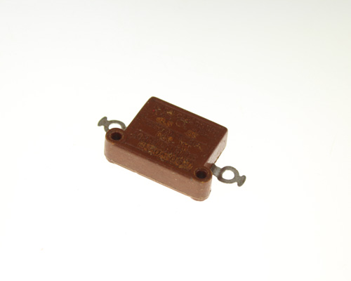 Picture of CM50A203J CDE capacitor 0.02uF 600V silver mica transmitting