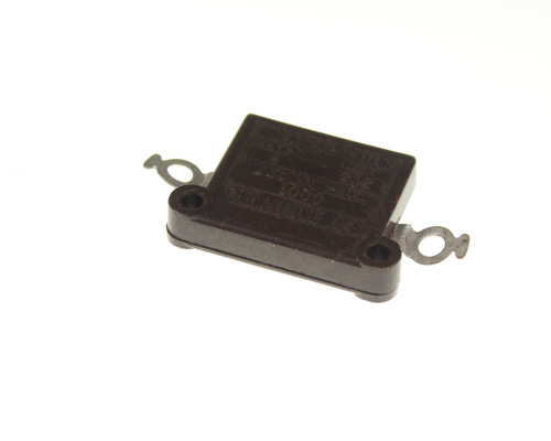 Picture of H1L-002 SANGAMO-CDE capacitor 0.002uF 600V silver mica transmitting