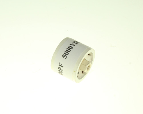 Picture of HVTC501K5KV BYAB capacitor 500pF 5000V ceramic transmitting