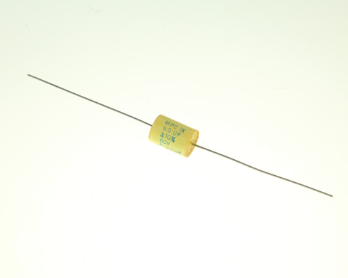 Picture of MPE1X-5.0-60-10 SOUTHERN ELECTRONICS F-DYNE capacitor 5uF 60V film polyester axial