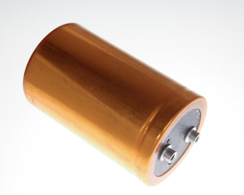 Picture of EYM01HM422N VISHAY / ROEDERSTEIN capacitor 2,200uF 250V aluminum electrolytic large can computer grade