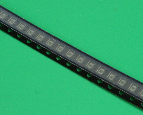 Picture of 206-055-67 OHMTEK resistor 500 Ohm 0.1W 1% CHIP