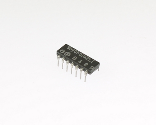 Picture of 914C500X2LT SPRAGUE resistor 50 Ohm -  Network