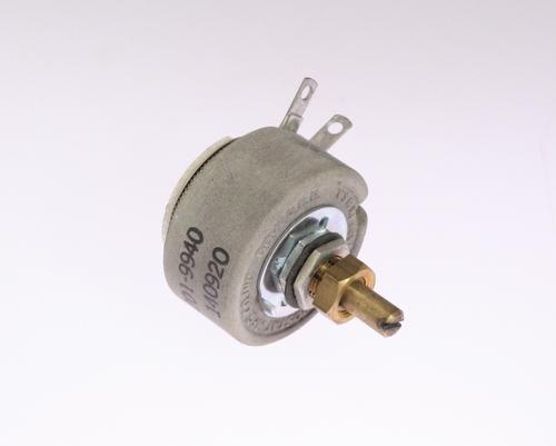 Picture of 5905-201-9940 CLAROSTAT potentiometer 5 Ohm, 25W rheostat 25 Watt