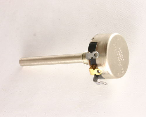 Picture of RA20AIRK101AJ CLAROSTAT potentiometer 100 Ohm, 2W Rotary RA20NASK Series