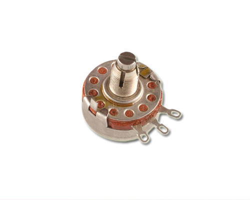 Picture of rv4 potentiometers.