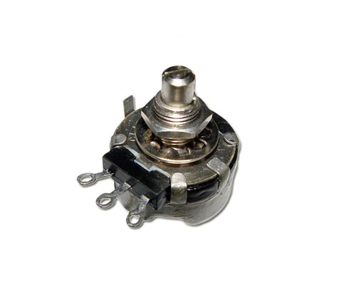 Picture of RV4NAYSA354A CLAROSTAT potentiometer 350 kOhm, 2W RV4 RV4NAYSA Series