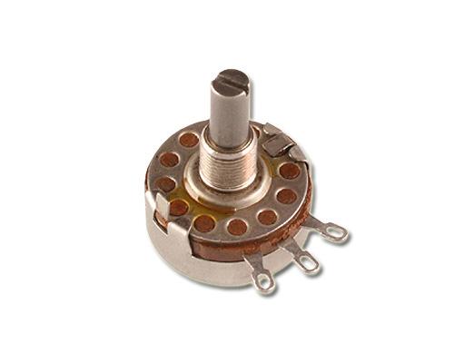 Picture of RV4NAYSD101A OHMITE potentiometer 100 Ohm, 2W RV4 RV4NAYSD Series