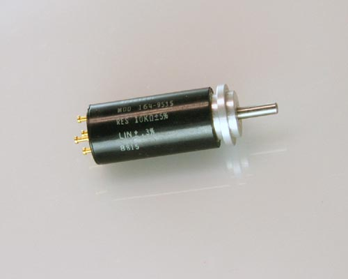 Picture of 164-9535 SPECTROL potentiometer 10 kOhm,  Multiturn