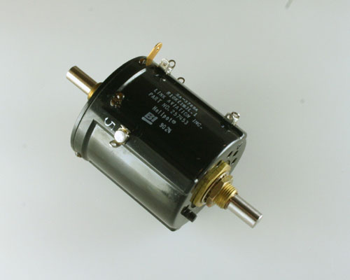 Picture of 257453 BI potentiometer 10 kOhm,  Multiturn