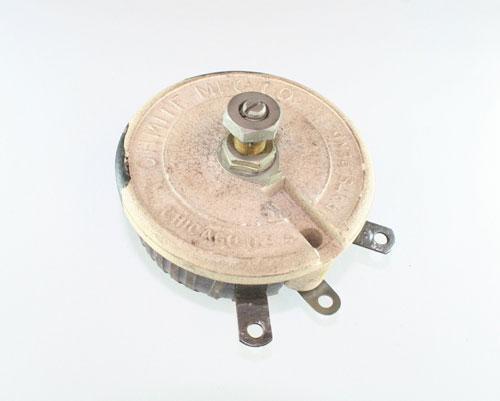 Picture of R-2-100-1/2X1/8-S-L OHMITE potentiometer 2 Ohm, 100W RHEOSTAT 100 Watt