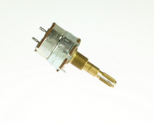 Picture of 0440-002 CLAROSTAT potentiometer,  Rotary