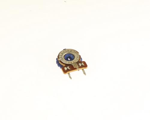 Picture of 071476-006 CTS potentiometer 10 kOhm,  THUMBWHEEL