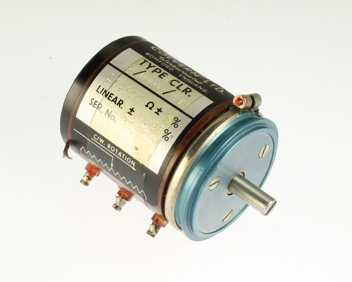 Picture of CLR26/1001/9S COLVERN potentiometer 10 kOhm Multiturn