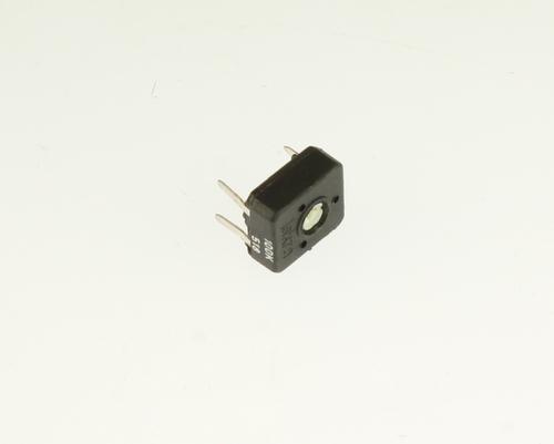 Picture of 1P10V-100K ISKRA potentiometer 100 kOhm Trimpot