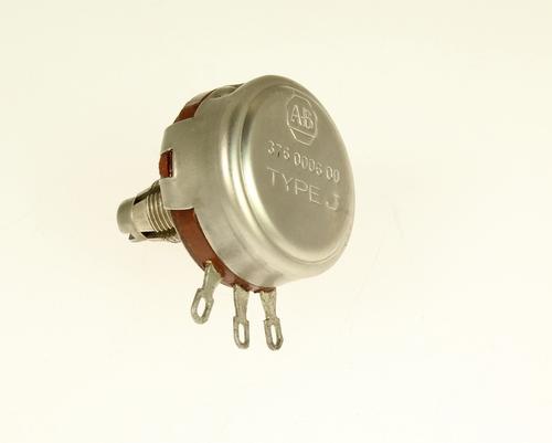 Picture of P-103-2WKR-M-LG ALLEN BRADLEY potentiometer 10 kOhm, 2W RV4 RV4LAYSA Series