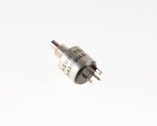 10x R/ésistances bobin/é Anti-surge//Anti-flamme 100 Ohms 2 Watts 5/% //
