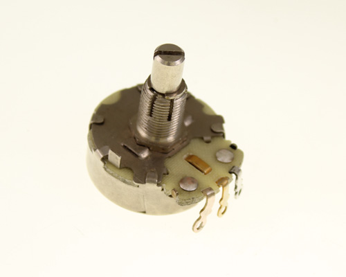 Picture of RV4LAYSD101A CTS potentiometer 100 Ohm, 2W RV4 RV4LAYSD Series