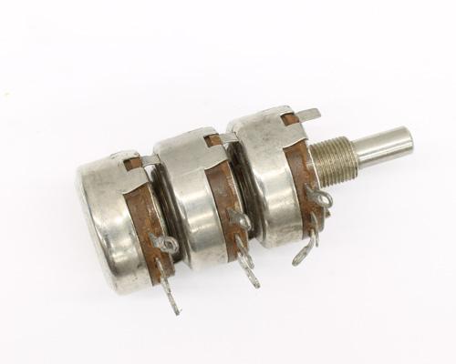 Picture of JE2NO56F500UJ ALLEN BRADLEY potentiometer 50 Ohm rv4