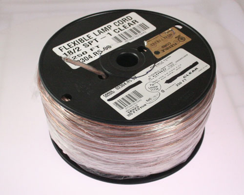 Picture of wire cables.