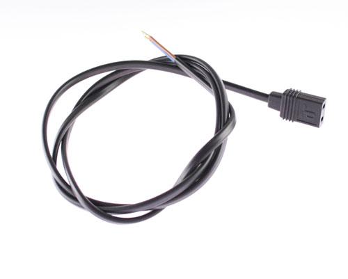 Long Fan Cords : Lz ebm papst cable power cord fan