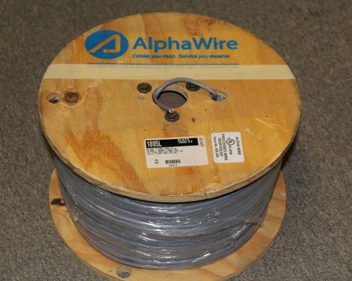 Picture of 1895L-SL005 ALPHA WIRE cable Wire