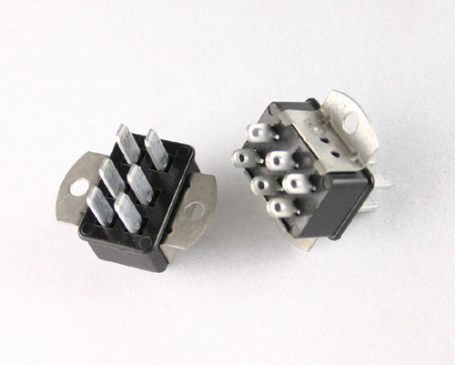 Picture of P-306-AB CINCH connector Industrial Plugs