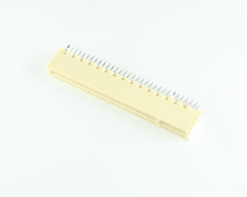 Picture of 145167-4 AMP connector PC Board Card Edge