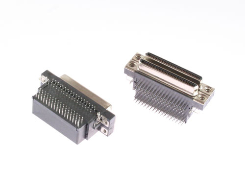 Picture of 34E068S-328H-AD MULTICOMP connector Industrial Ribbon Receptacle