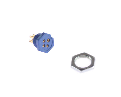 Picture of 126-3815 Amphenol-WPI connector Industrial Sockets