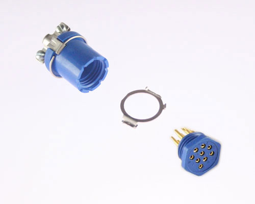 Picture of 126-221-1001 Amphenol-WPI connector Industrial Sockets