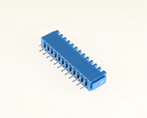 Picture of 119527-2 Amphenol connector PC Board Card Edge
