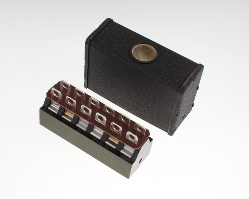 Picture of S-412-FHT CINCH connector Industrial Sockets