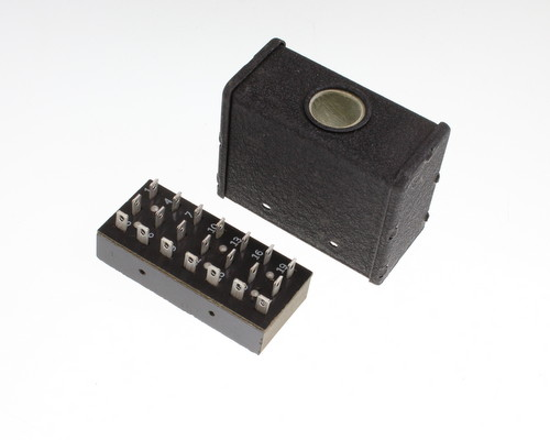 Picture of S-321-FHT CINCH connector Industrial Sockets