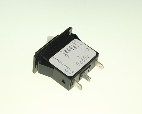 Picture of 203-2-1-62-251-4-1-1 AIRPAX connector industrial circuit breakers
