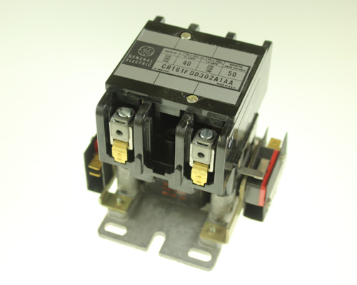 Picture of CR161FDD302A1AA General Electric connector industrial circuit breakers