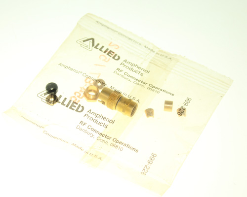 Picture of 33-1690-1 Amphenol connector rf - coaxial
