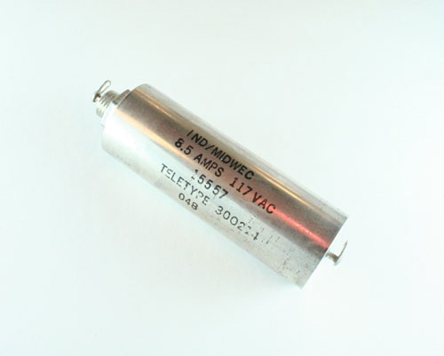 Picture of 300214 IND/MIDWEC fuse 8.5A 117V Other