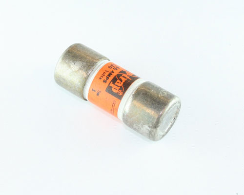 Picture of cartridge 0.81x2in fast acting fuses.