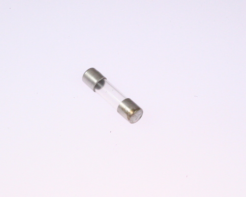 Picture of F01A250V4/10A BUSSMANN fuse 0.4A 250V Cartridge 0.25x1.00in Fast Acting