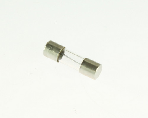 Picture of cartridge 0.25x0.625in fast acting fuses.