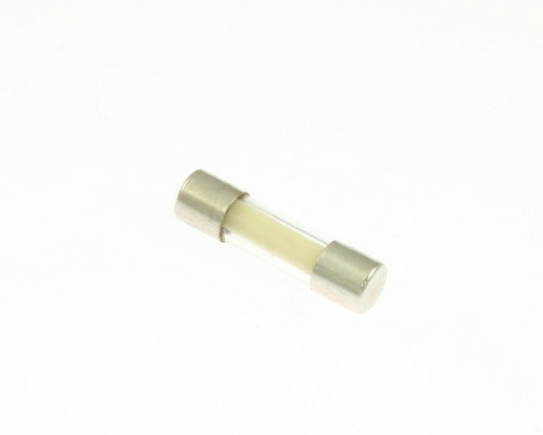 Picture of AGX 1/500 BUSSMANN fuse 0.002A 250V Cartridge 0.25x1.00in Fast Acting