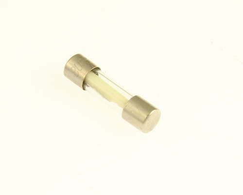 Picture of AGX-1/200 BUSSMANN fuse 0.005A 250V Cartridge 0.25x1.00in Fast Acting