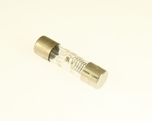 Picture of 512002 LITTELFUSE fuse 2A 250V Cartridge
