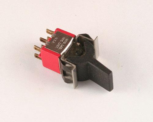 Picture of U21J60ZQ C&K switch Toggle  Miniature