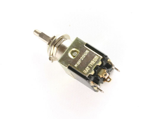 Picture of MSP-205N RAYTHEON switch Pushbutton Miniature