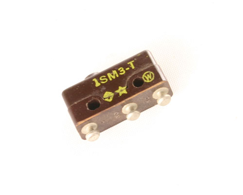 Picture of 1SM3-T MICRO SWITCH switch Snap Action Subminiature
